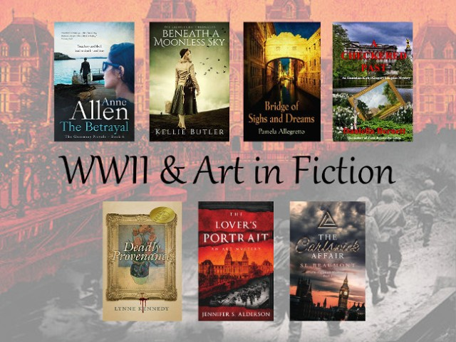 WW11 & ART IN FICTION